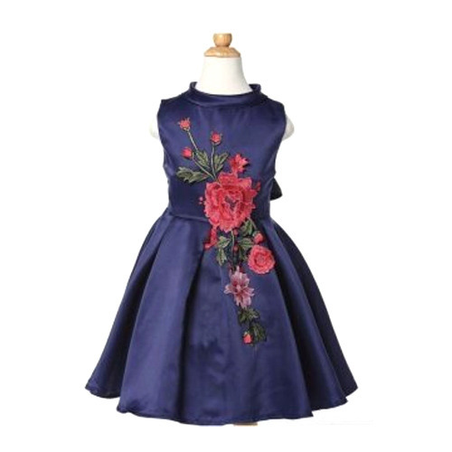 Girls Designer Frock