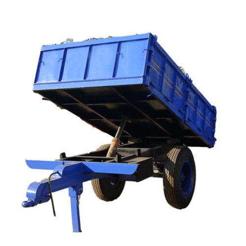 Hydraulic Tractor Trolley