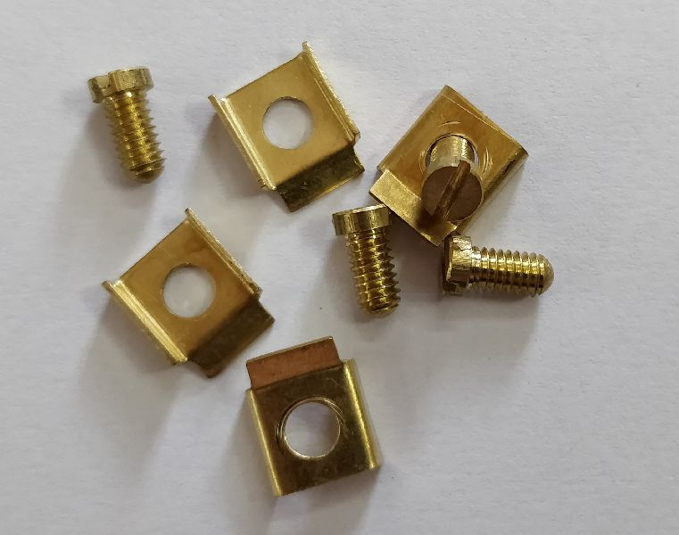 Brass Clamps  03