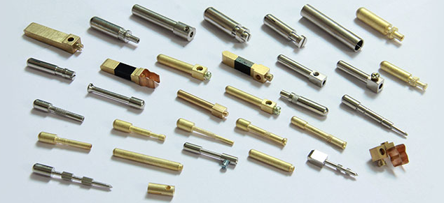 Brass Elecrical Pins