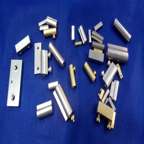 Brass Electrical Connectors 02