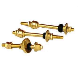 Brass LV HV Rod