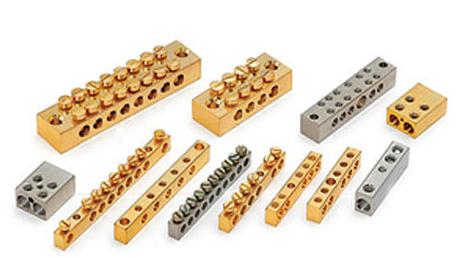 Brass Neutral Links 02