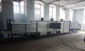 Aluminium Utensils Dryer