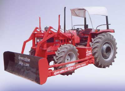 Tractor Fitted Dozer 28