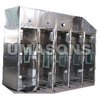 Stainless Steel Pass Box