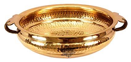 Brass Center Bowls