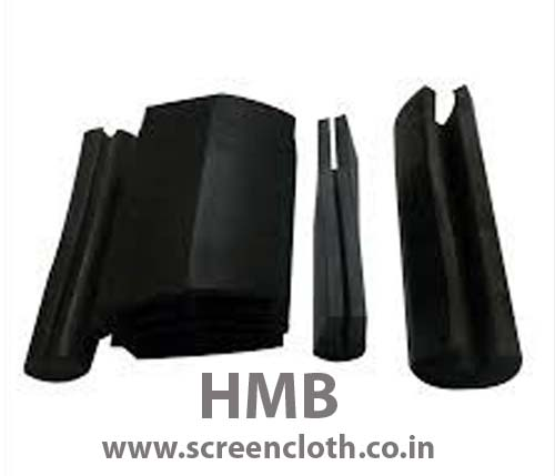 Crusher Rubber Beadings