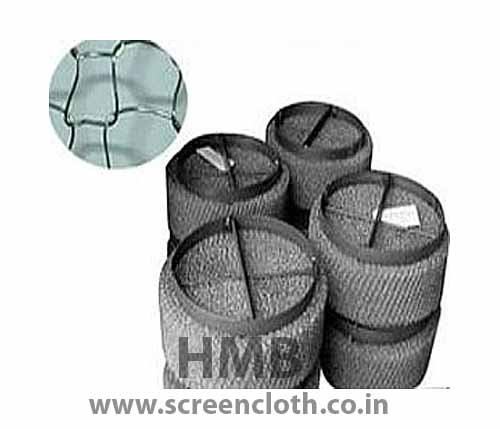 Knitted Mesh Demister Pads