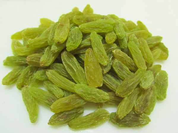 Green Raisin
