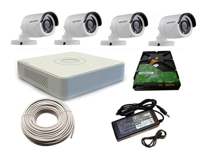 Hikvision CCTV Camera
