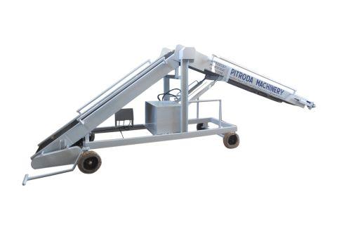 Portable Truck Loading Conveyor