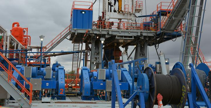 Recommended Applications :- Oil Drilling