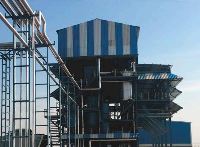 Solvent Extraction Plant Sheds