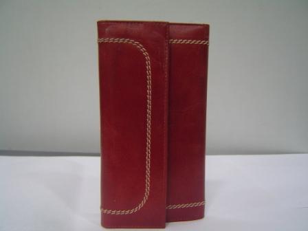Article No 6099 Ladies Designer Leather Wallet