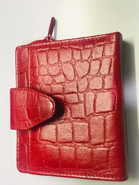 Article No 10973 Ladies Designer Leather Wallet