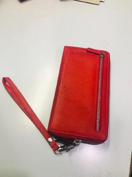 Article No 10987 Ladies Designer Leather Wallet
