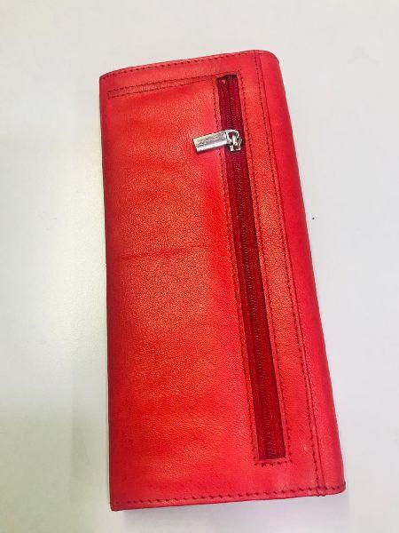 Article No 11047 Ladies Designer Leather Wallet