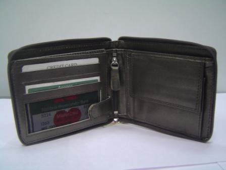 Article No 2028 Mens Leather Wallet