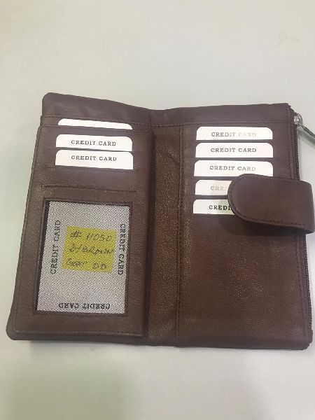 Article No 11050 Ladies Leather Wallet