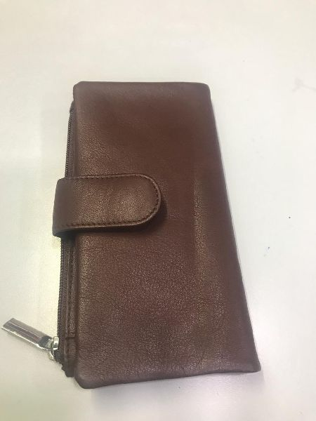 Article No 110050 Ladies Leather Wallet