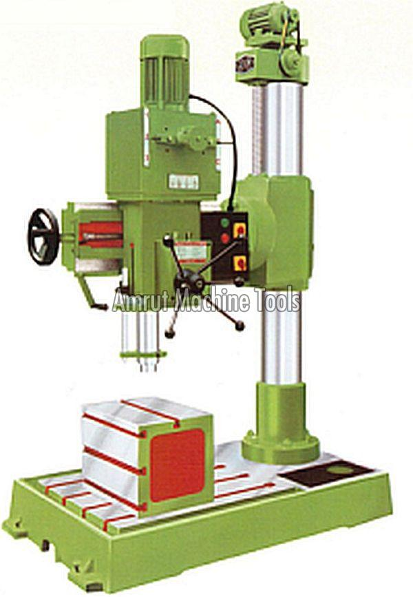 All Geared Radial Drilling Machine (40mm)
