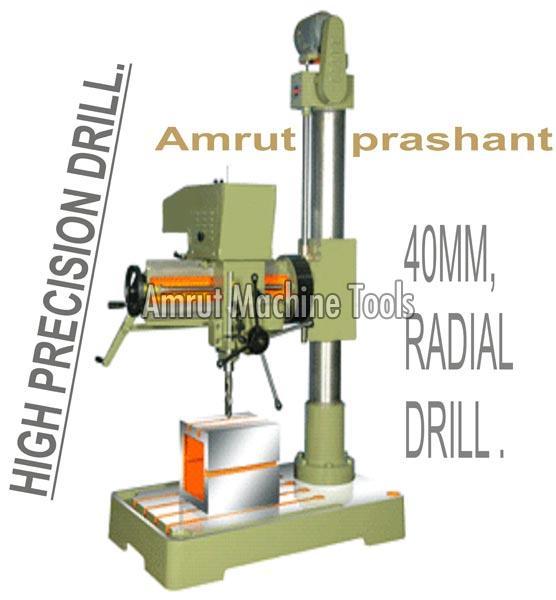Radial Drilling Machine (40mm)