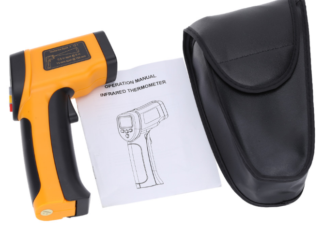 Digital Infrared Thermometer (Online & Portable type )