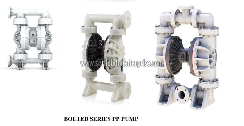 Bolted Series PP Pump