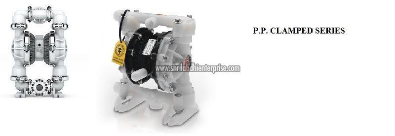 P.P. Clamped Series Pump