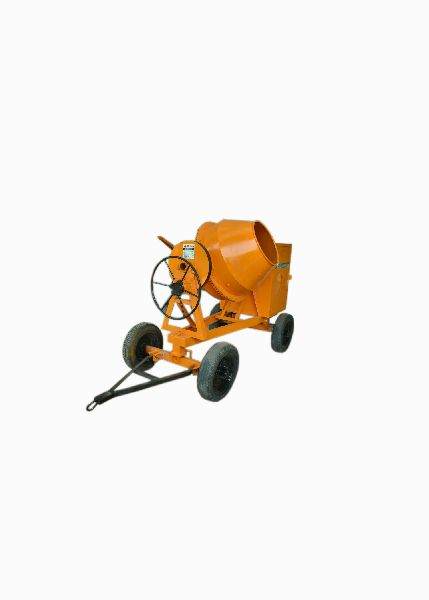 Concrete Mixing Machine 02