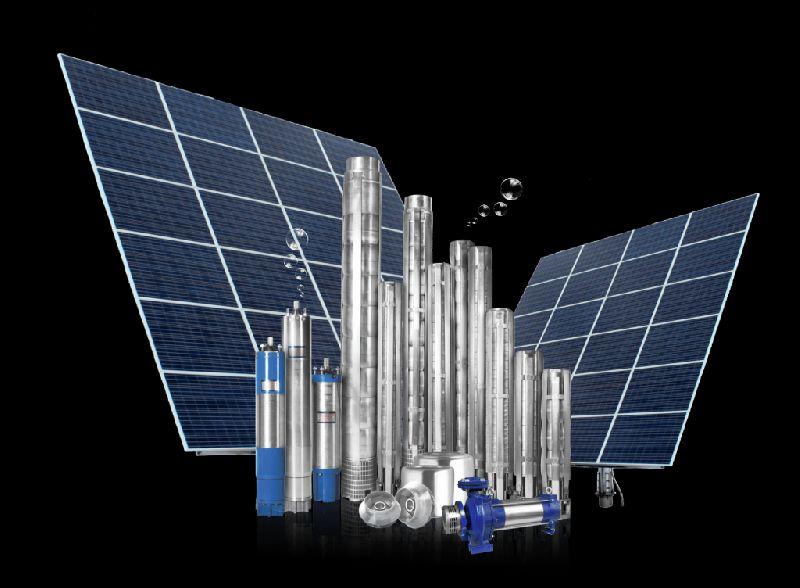 1Hp AC Solar Pump