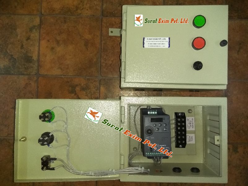 Solar AC Pump Drive