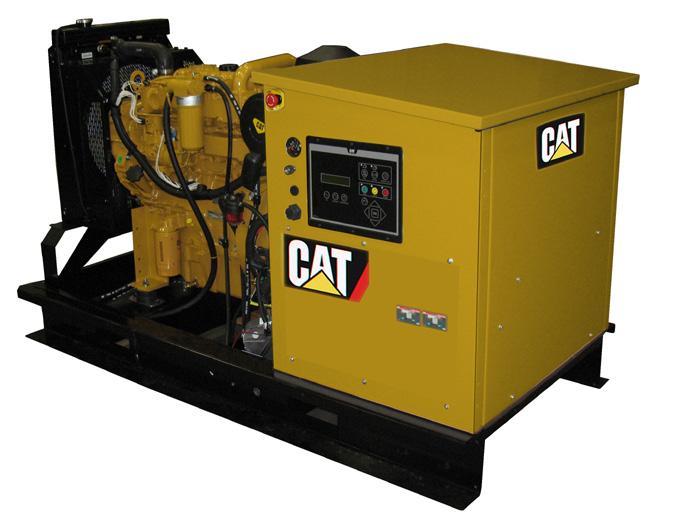 Caterpiller Generator Spare Parts (50-62.5 kVA)
