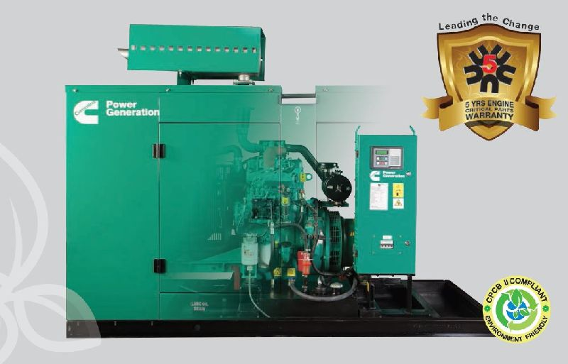 Cummins Generator Spare Parts (20-30 kVA)