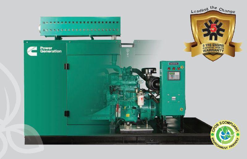 Cummins Generator Spare Parts (35-40 kVA)