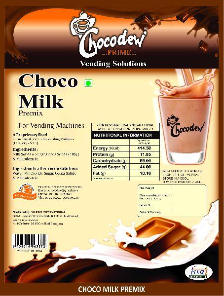Choco Milk Premix