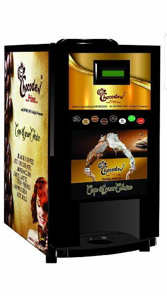 Soup Vending Machine