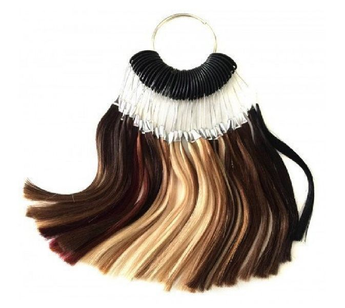 Hair Extension Colour Rings