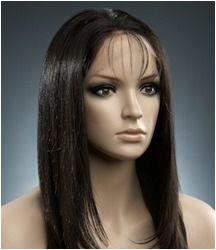 Straight Full Lace Hair Wigs