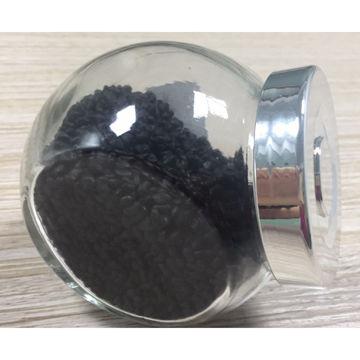 Black TPV Rubber Granule