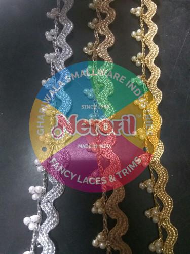 3 Moti Handmade Lace