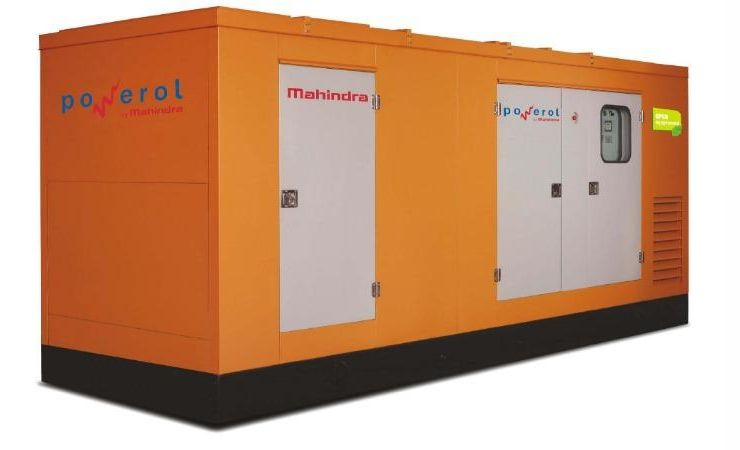 Genset Rental Services