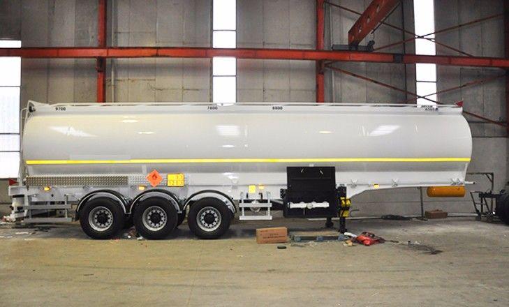 Mobile Oil Tanker