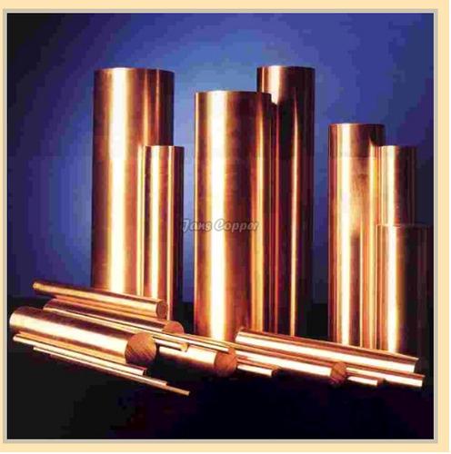 Copper Round Rods