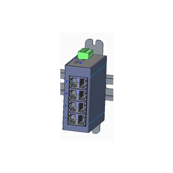 Redundant Ethernet Switch (IS-DF208)