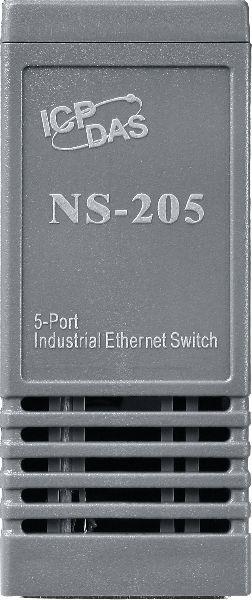 Redundant Ethernet Switch (NS-205)