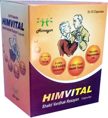 Himvital Capsule