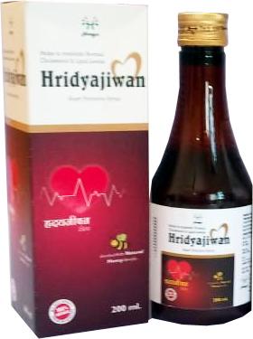Hridyajiwan Syrup