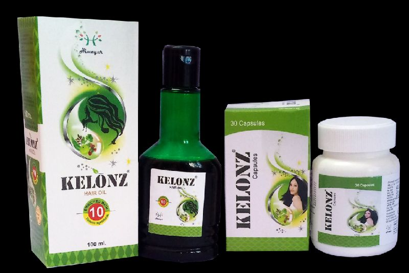 Kelonz Hair Oil